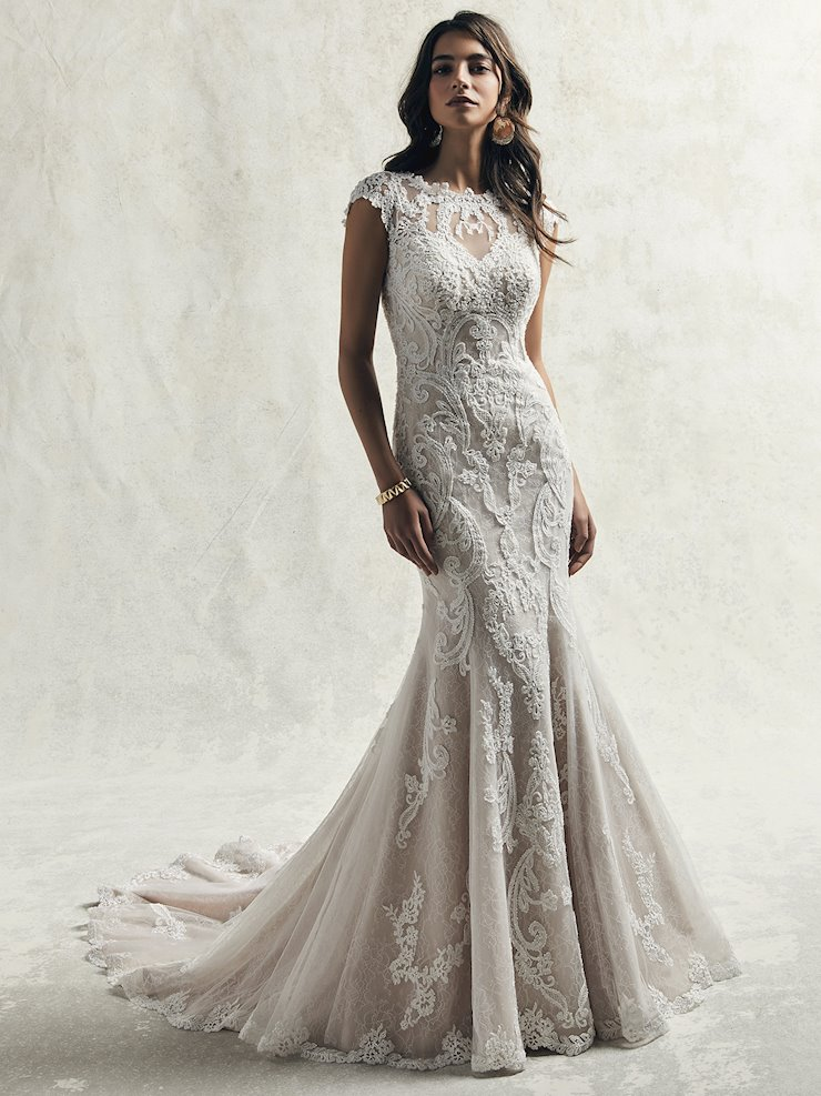 Sottero and Midgley Vivian Image