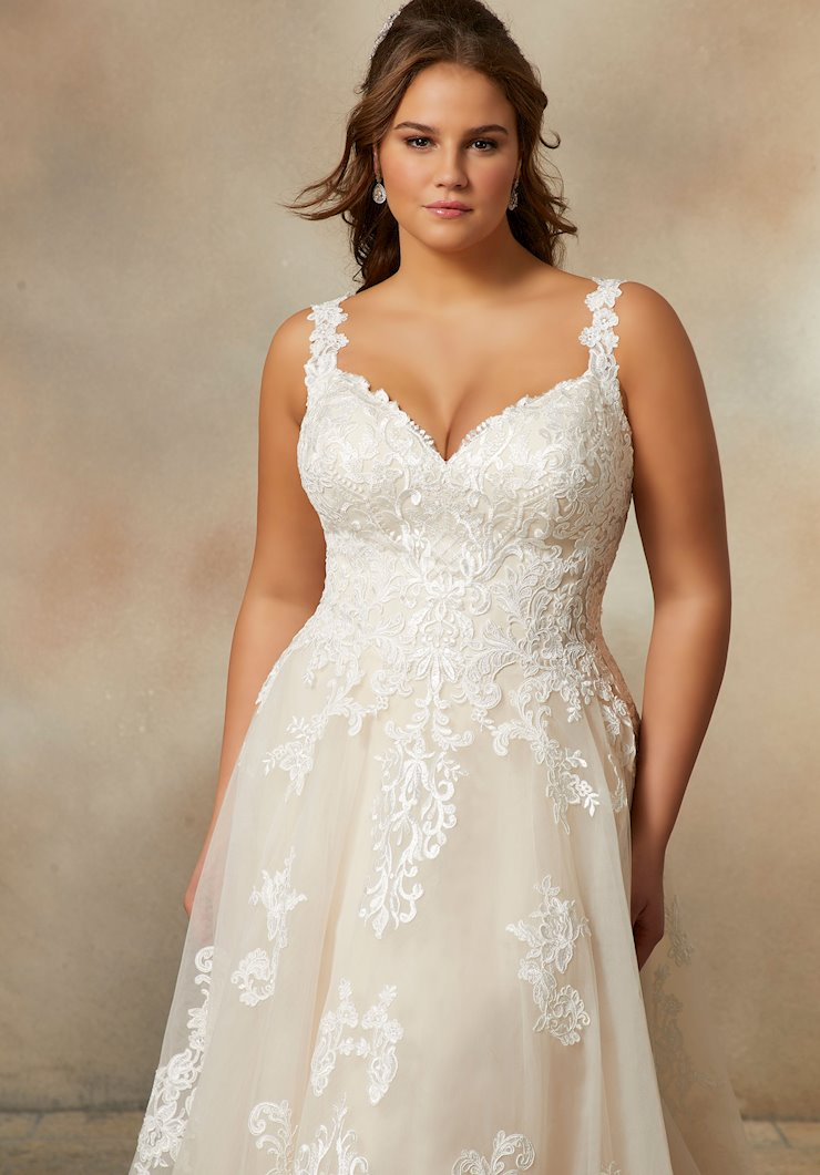 MORI LEE Paoletta Wedding Dress style 2020