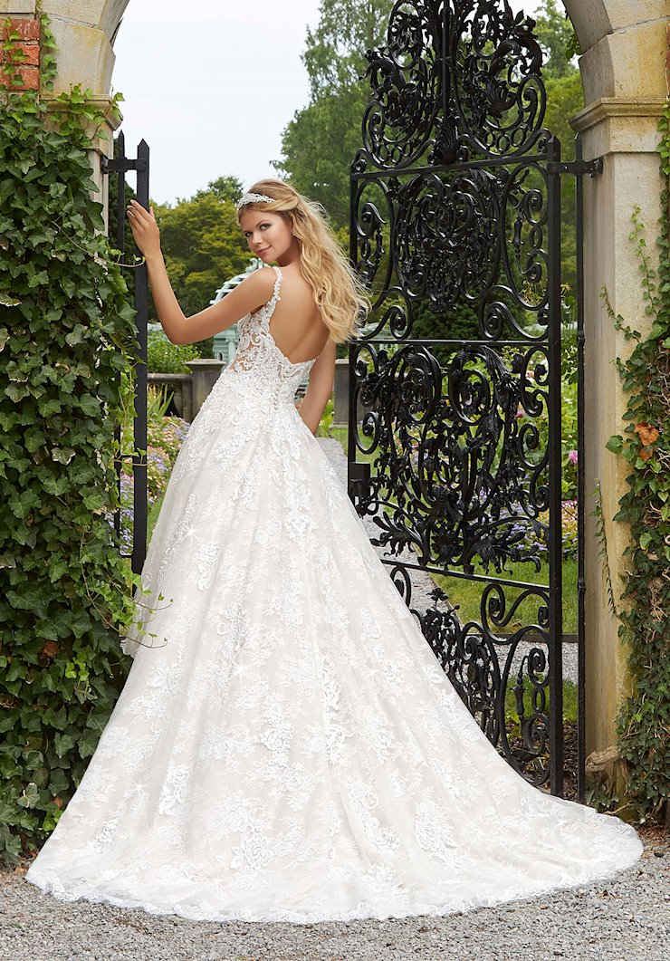 MORI LEE Pat ricia Wedding Dress style 2029