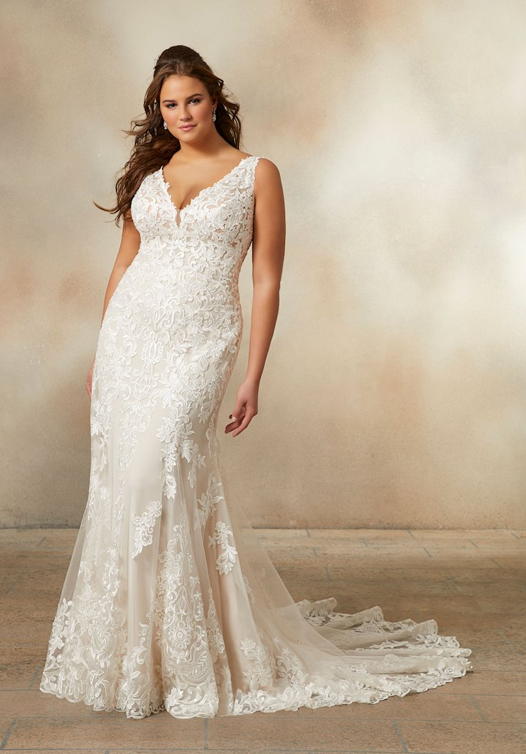 Mori Lee Bridal 2039W