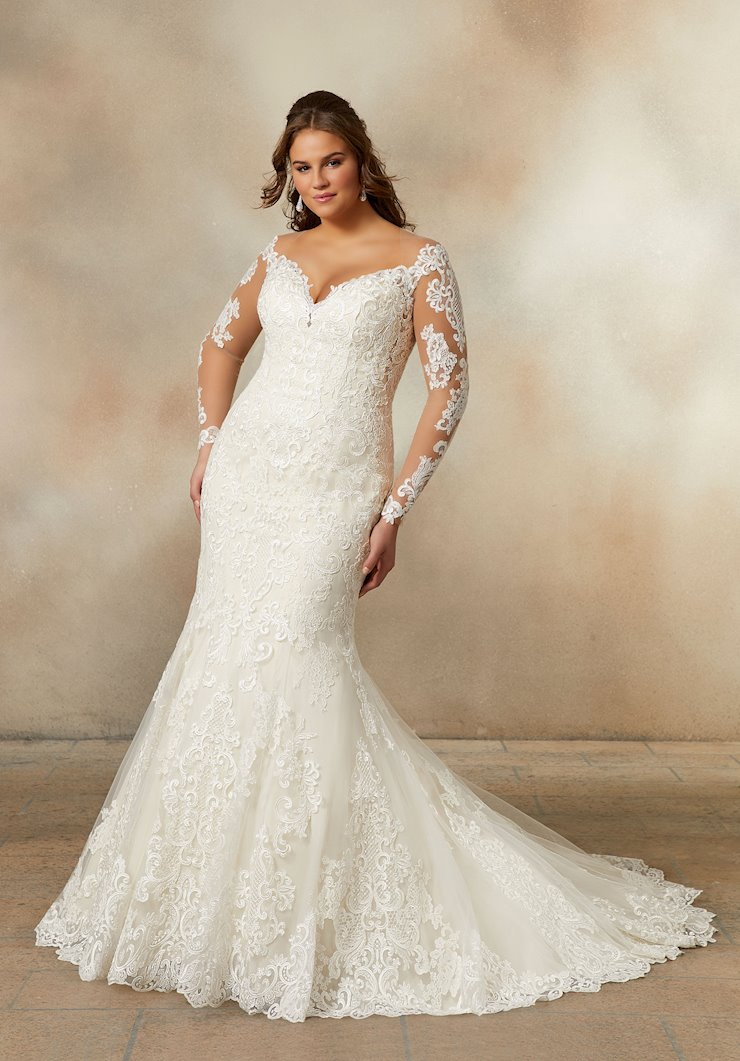 Mori Lee Bridal 2040W