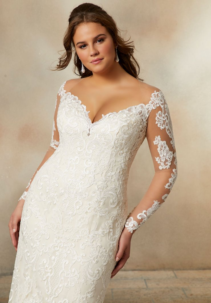 MORI LEE Philomena Wedding Dress style 2040