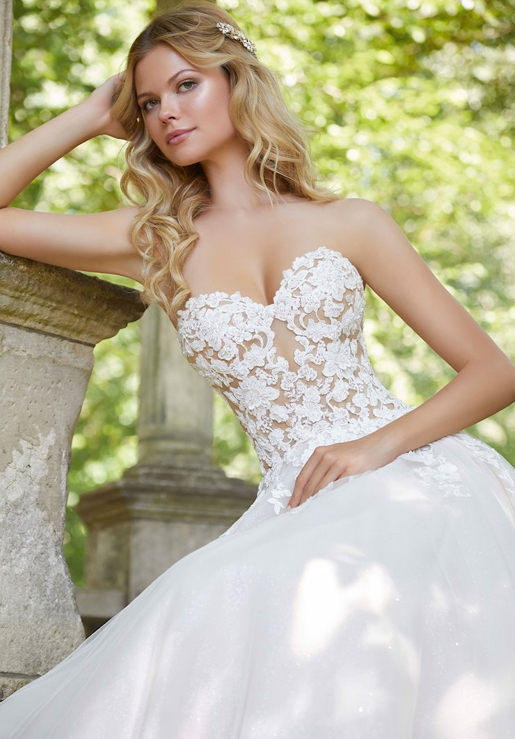 MORI LEE Pierette Wedding Dress style 2044