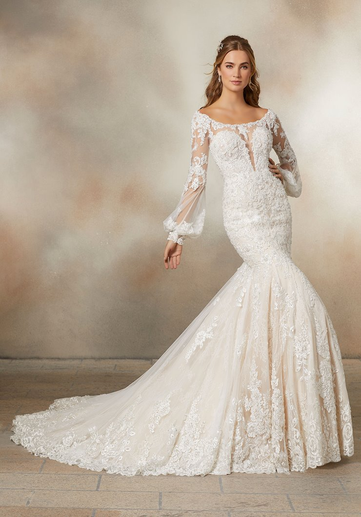 Mori Lee Bridal 2048