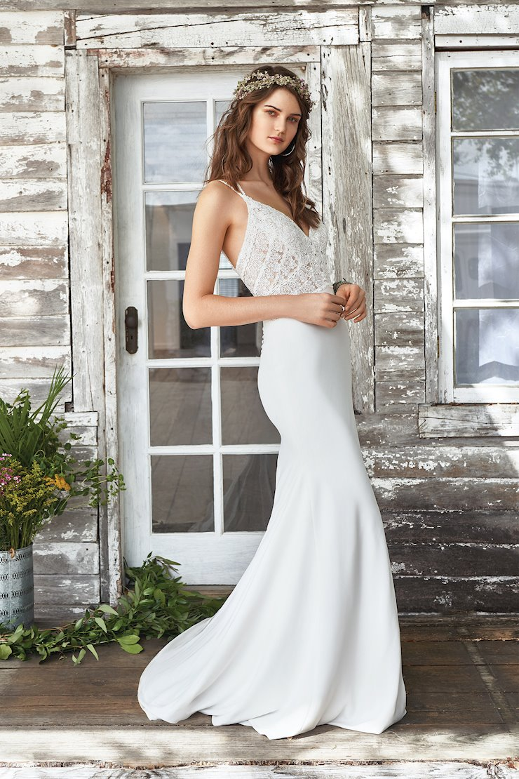Lillian West Bridal 66032
