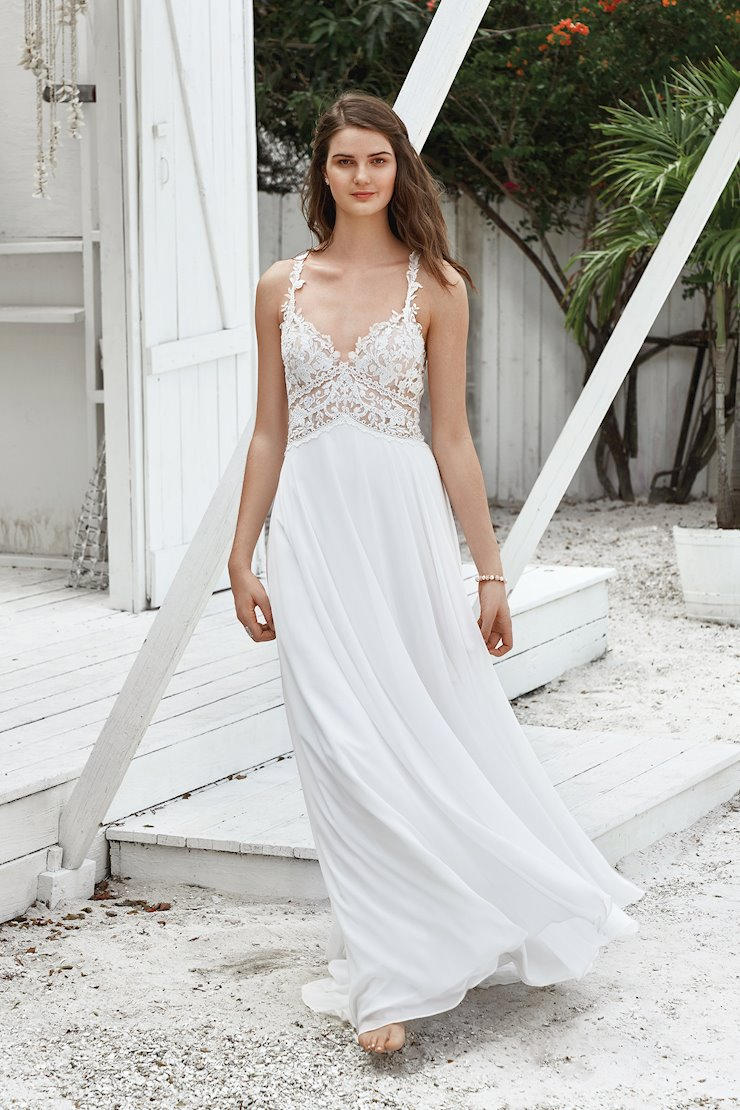 Lillian West Bridal 66035