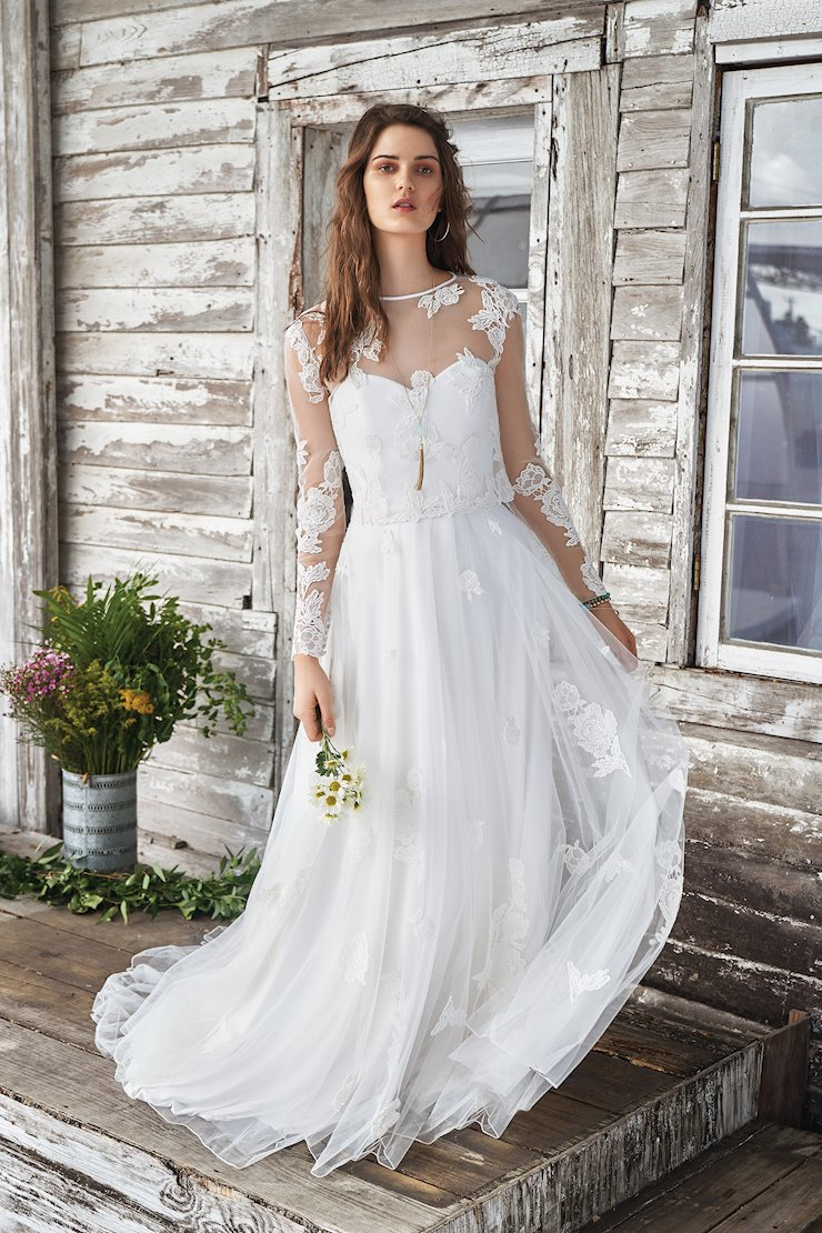 Lillian West Bridal 66041
