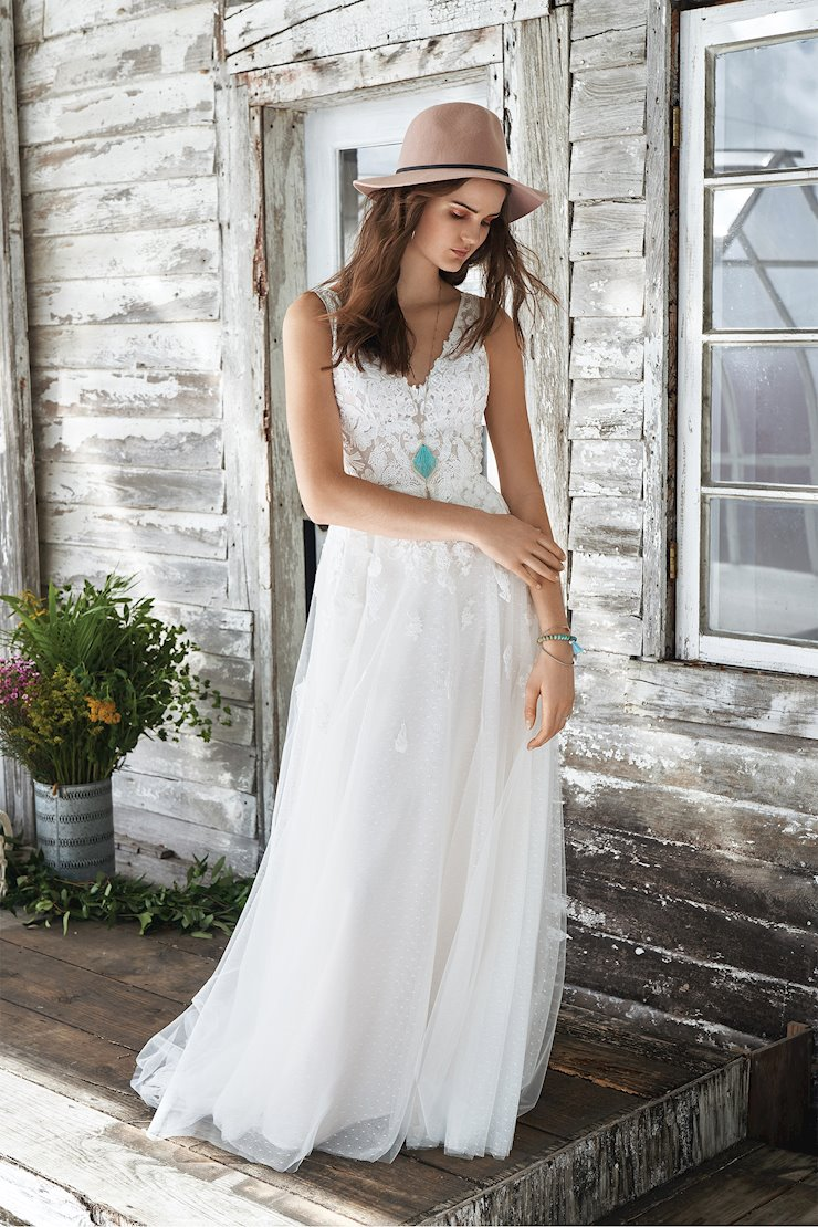 Lillian West Bridal 66042