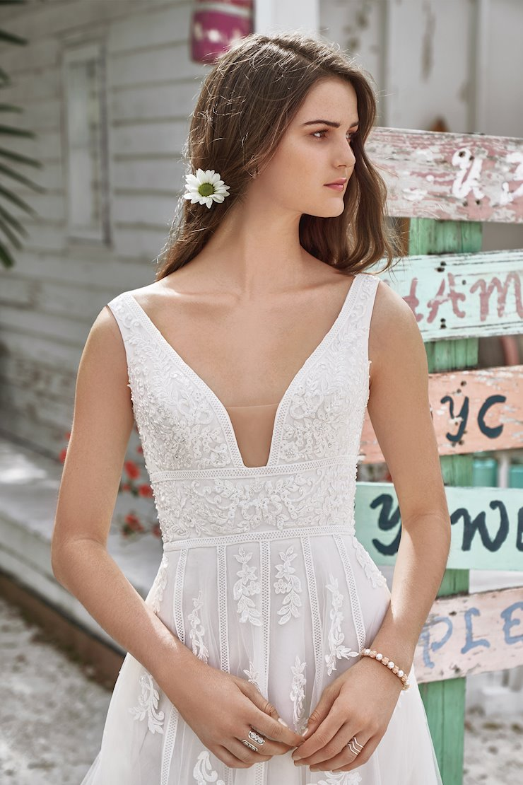 Lillian West Bridal 66043