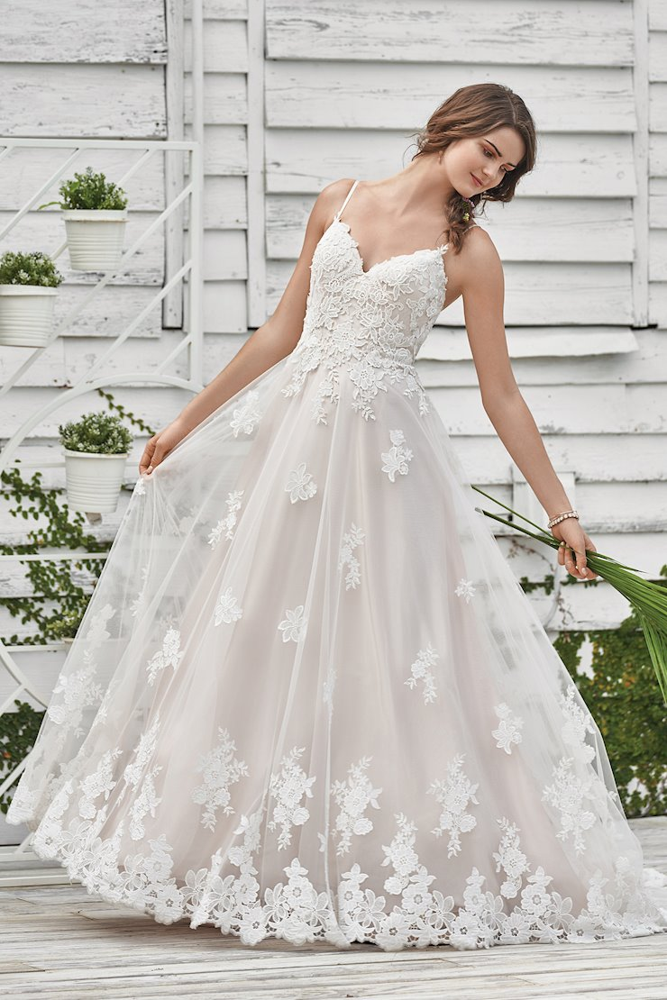 Lillian West Bridal 66045