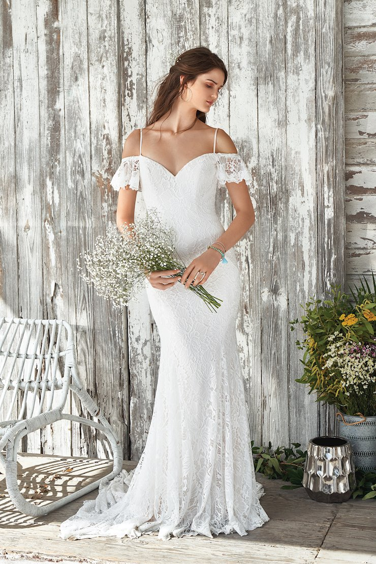 Lillian West Bridal 66047