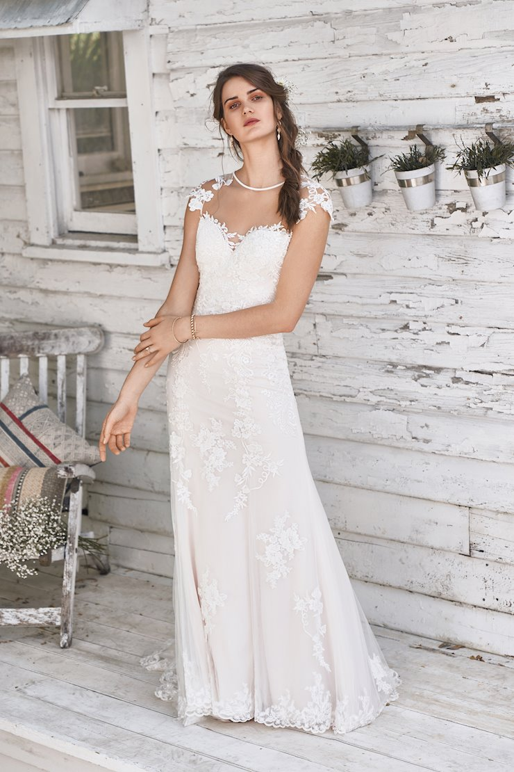 Lillian West Bridal 66048