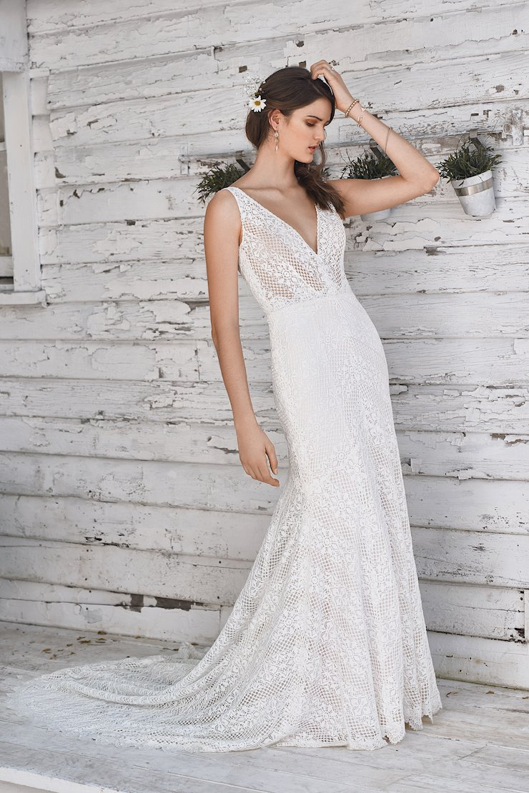Lillian West Bridal 66049