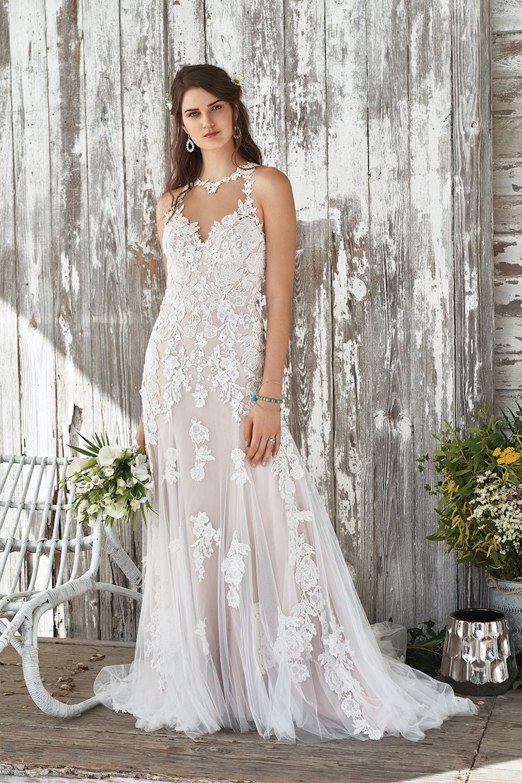 Lillian West Bridal 66050