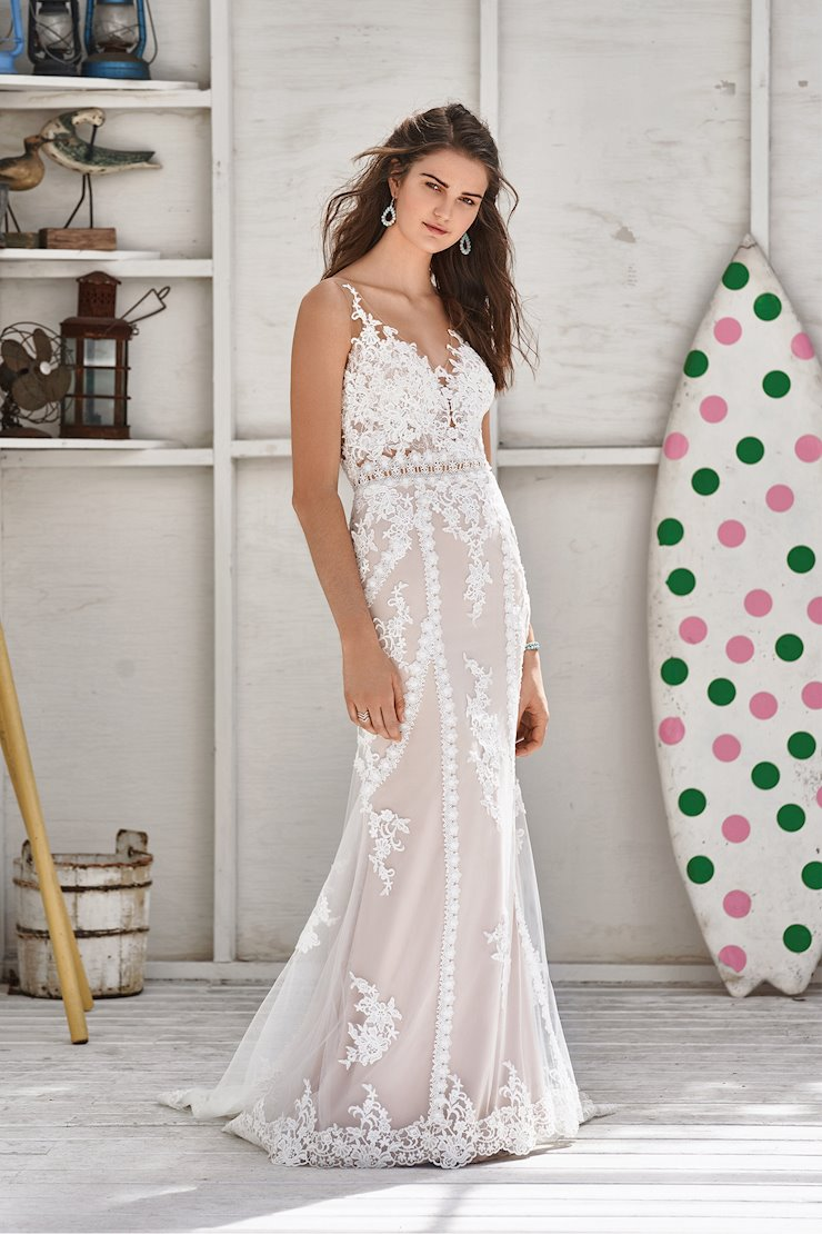 Lillian West Bridal 66052
