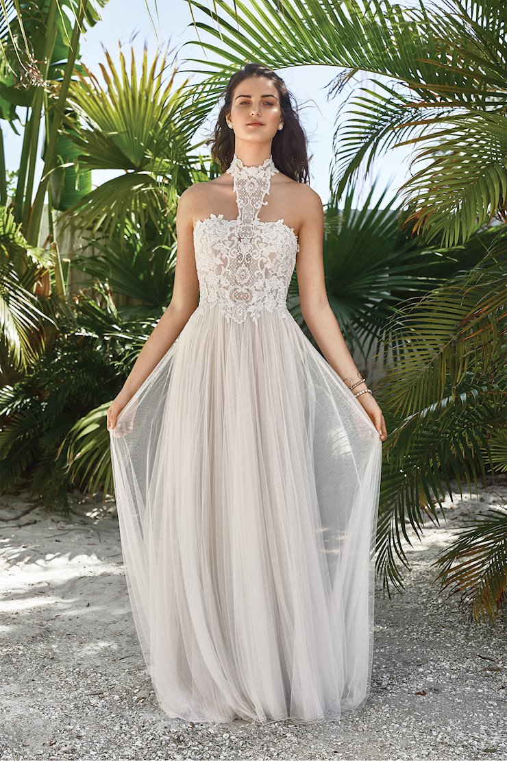 Lillian West Bridal 66053