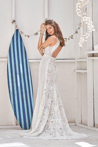 Lillian West Bridal 66055