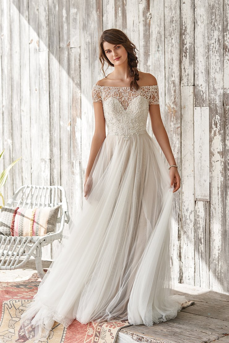 Lillian West Bridal 66056