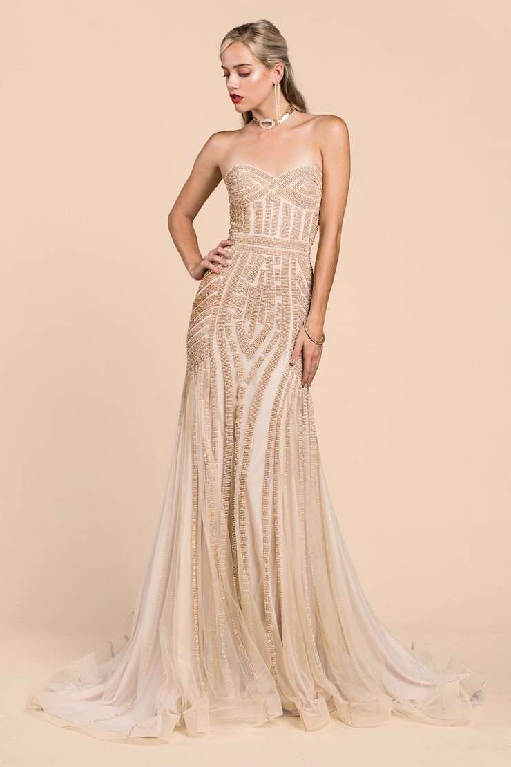 A&L Couture Style #A0261 Image