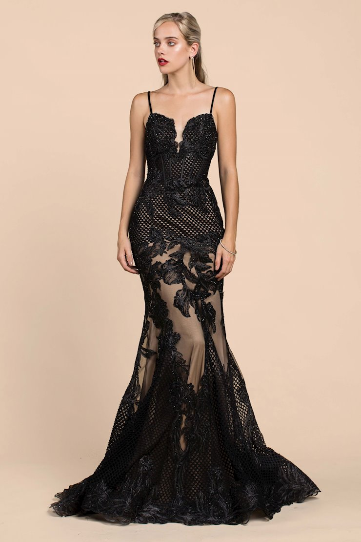 A&L Couture Style #A0408 Image