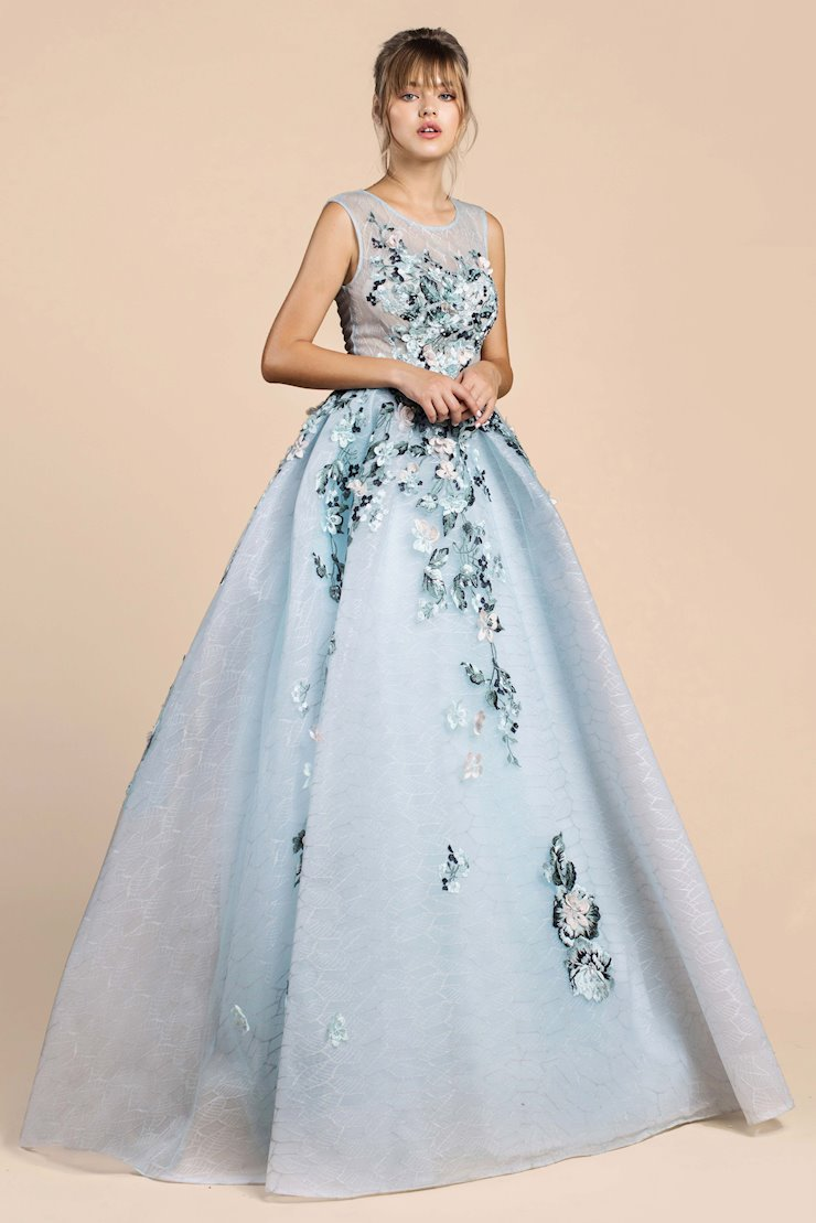 A&L Couture Style #A0457 Image