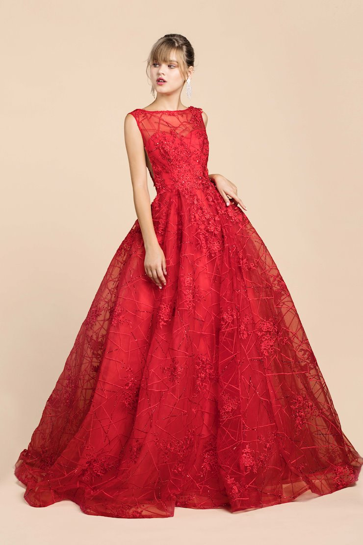 A&L Couture Style #A0471 Image