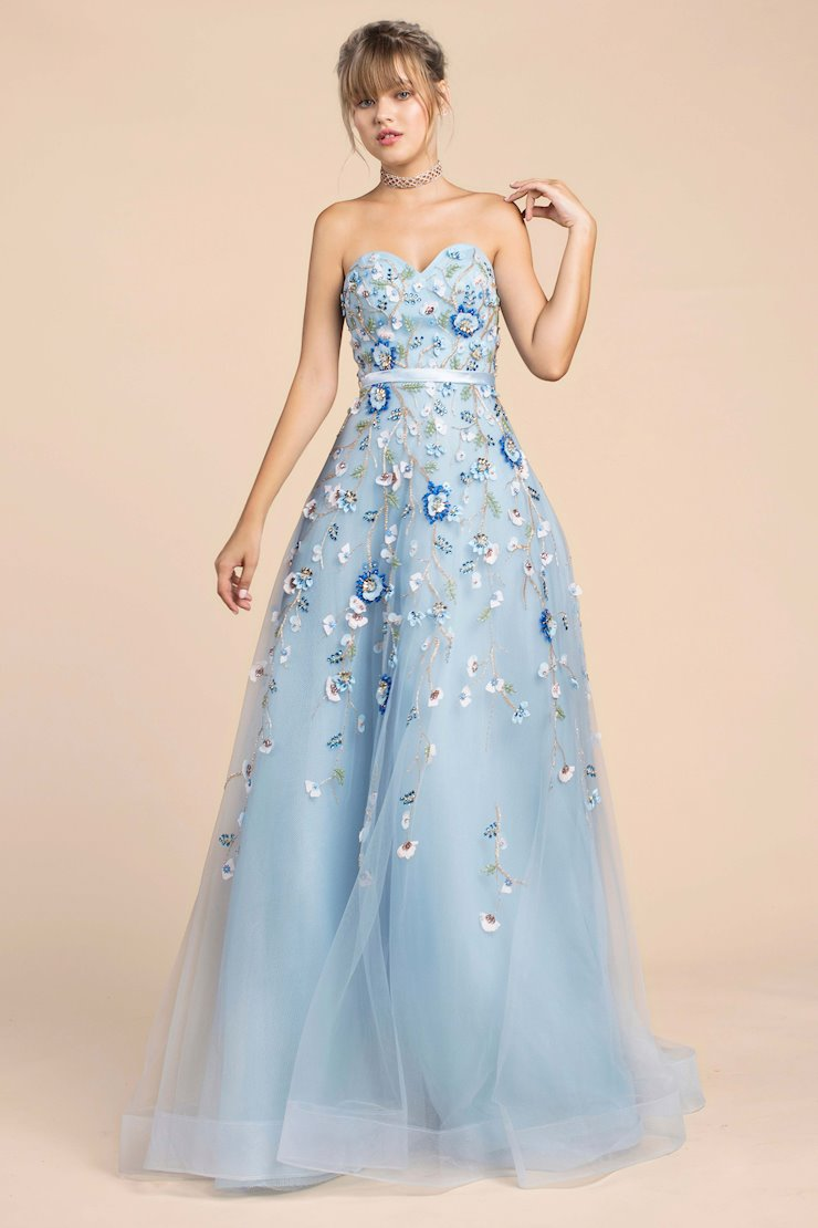 A&L Couture Style #A0493 Image