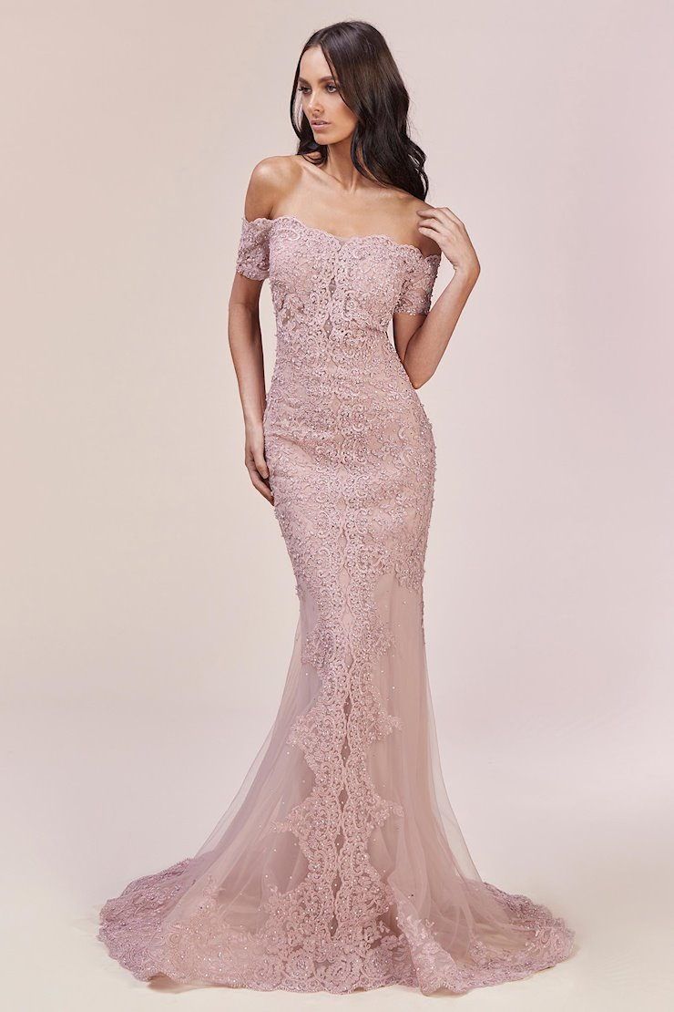 A&L Couture Style #A0587