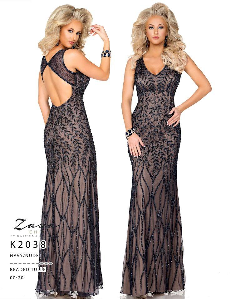 Karishma Creations Style #K2038