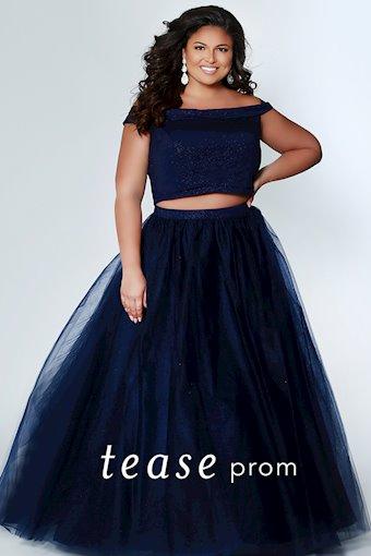 Tease Prom Style: TE1909
