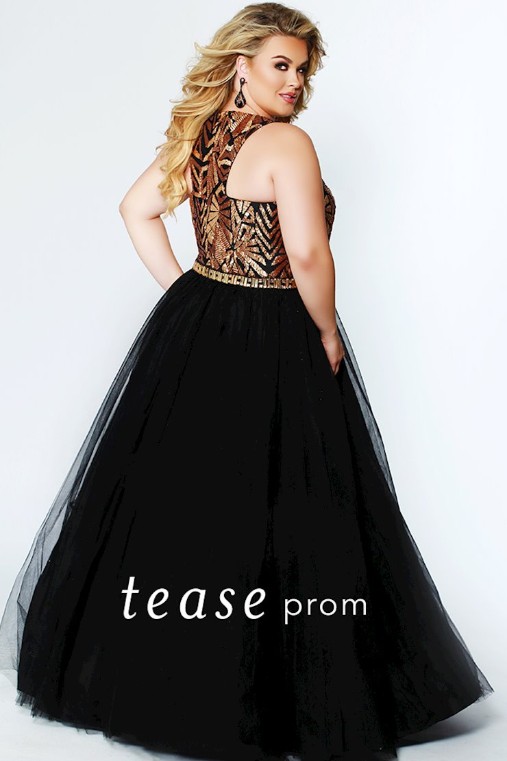Tease Prom Style #TE1917
