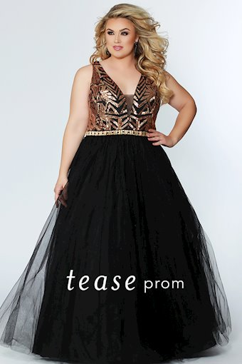 Tease Prom Style: TE1917