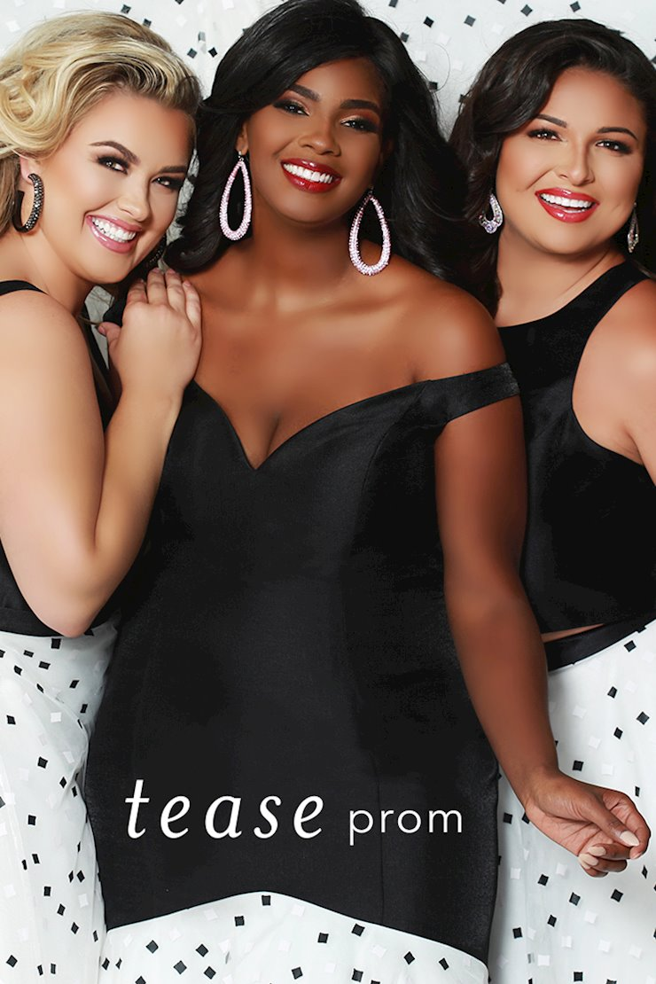 Tease Prom Style #TE1928 Image