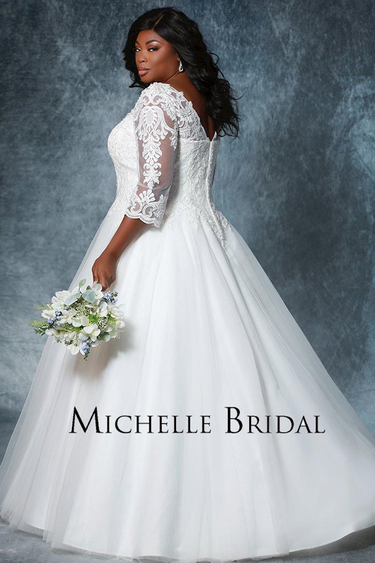 Michelle Bridal MB1911 Image