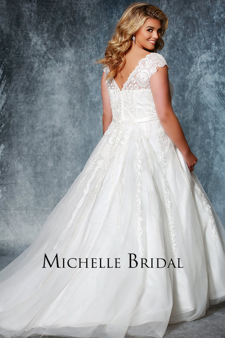 Michelle Bridal MB1921 Image