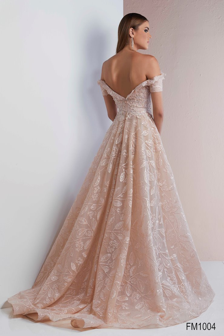 Azzure Couture Style #1004