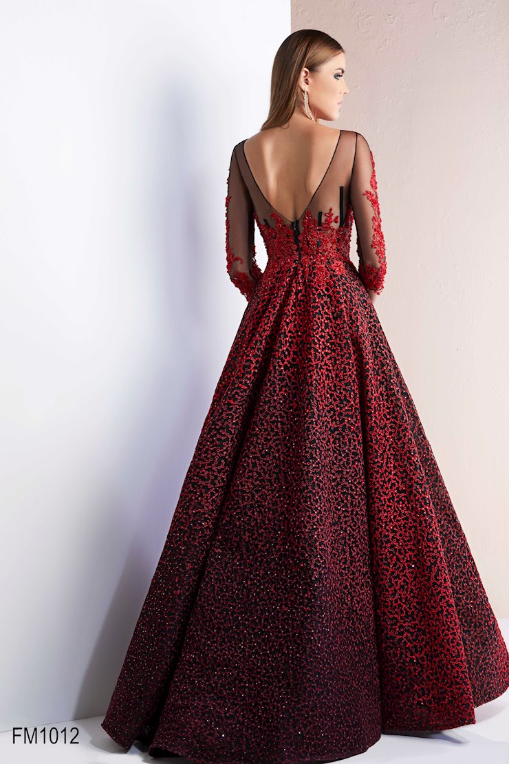 Azzure Couture Style #1012