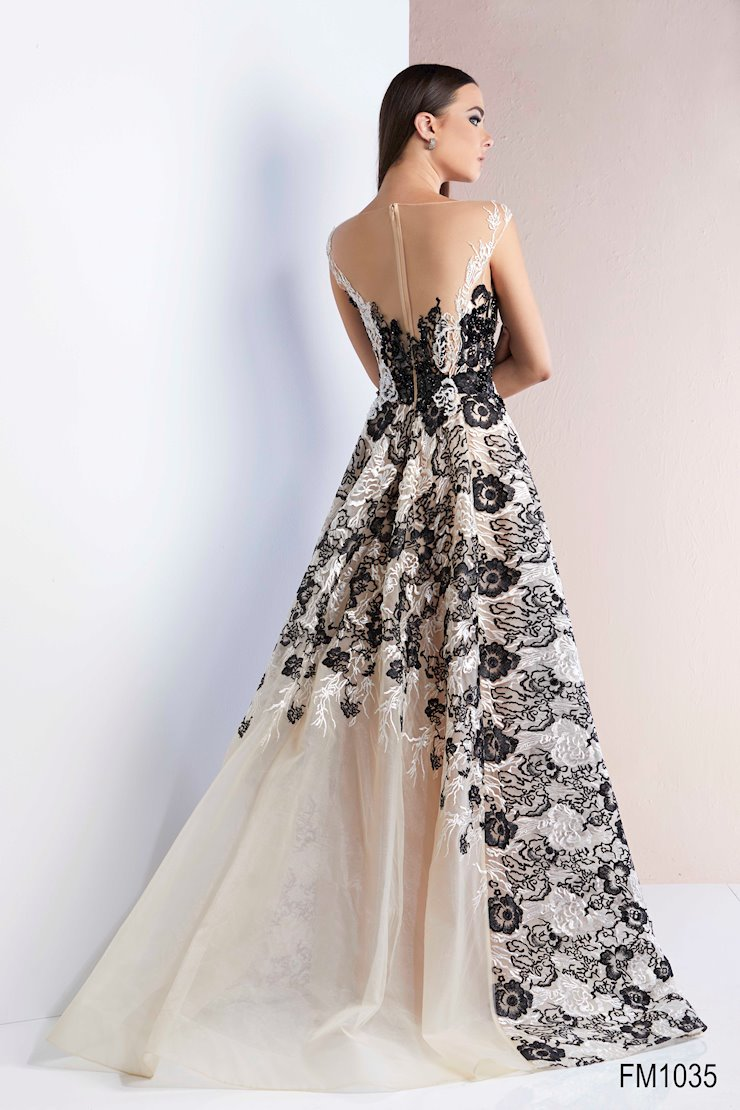 Azzure Couture Style #1035