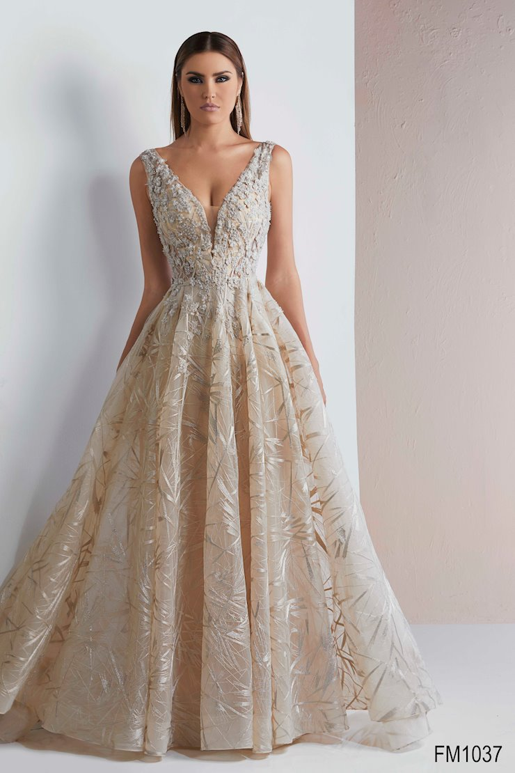 Azzure Couture Style #1037