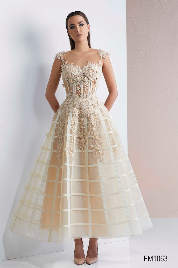 Azzure Couture Style #1063