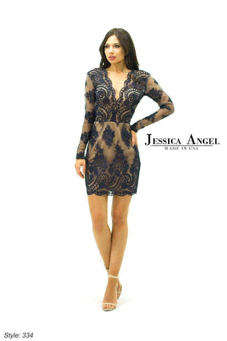 Jessica Angel Style: 334  Image