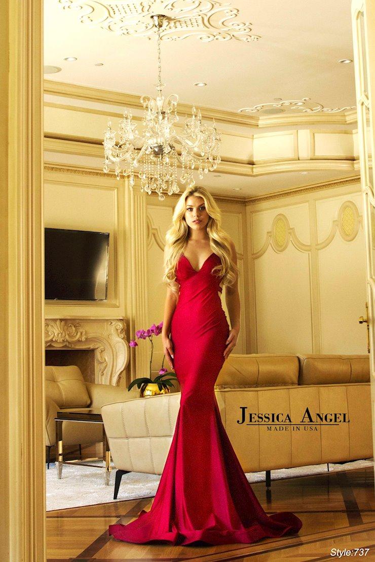 Jessica Angel 737