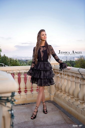 Jessica Angel Style 187