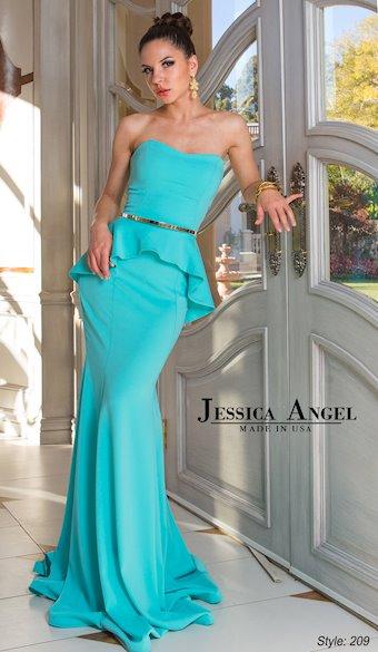 Jessica Angel Style #209