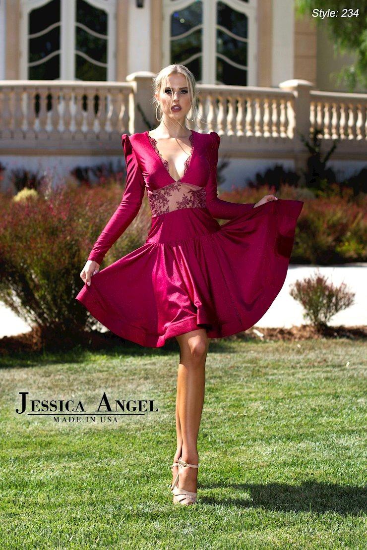 Jessica Angel Style #234