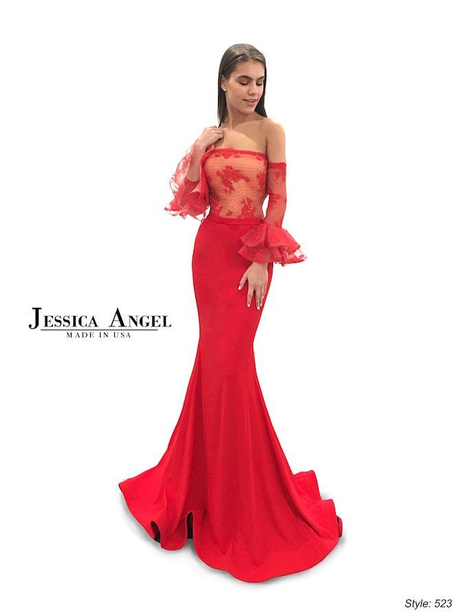 Jessica Angel Style #523