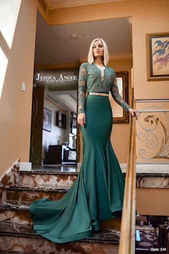 Jessica Angel Style #534