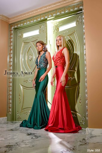 Jessica Angel Style #555