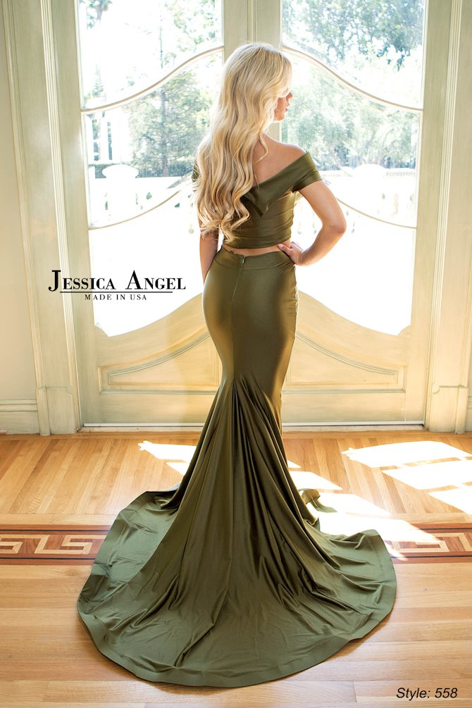 Jessica Angel Style #558