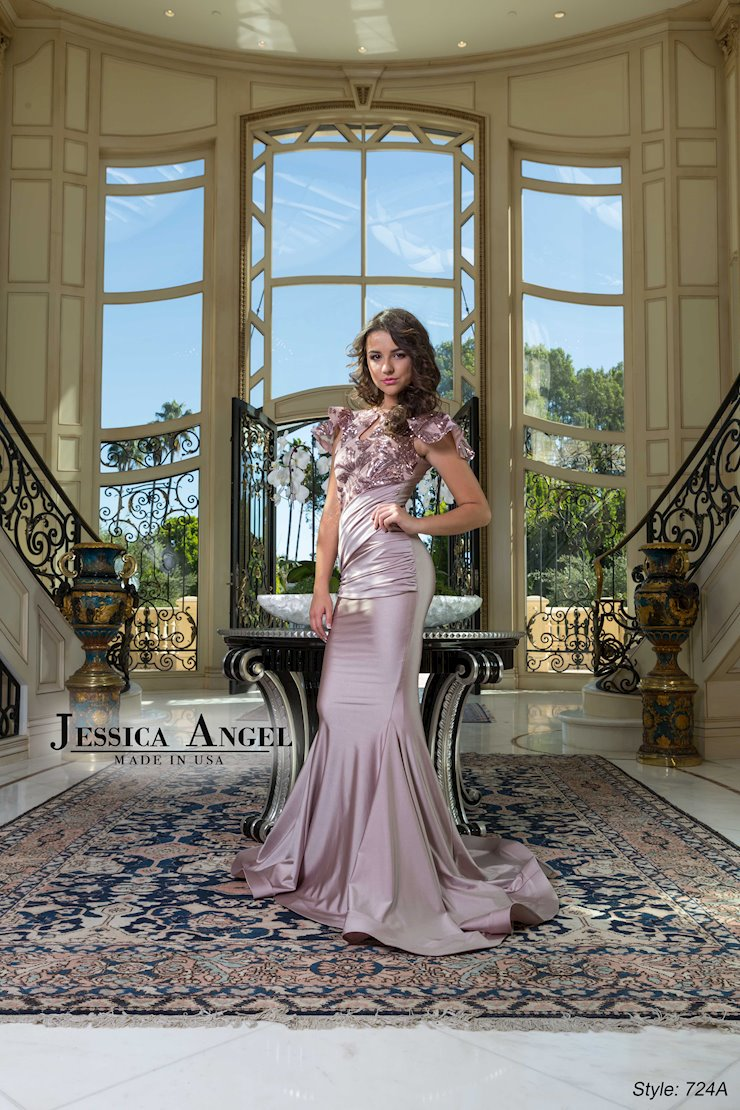 Jessica Angel Style #724A